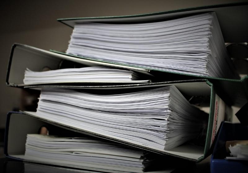 archiviazione documenti aziendali