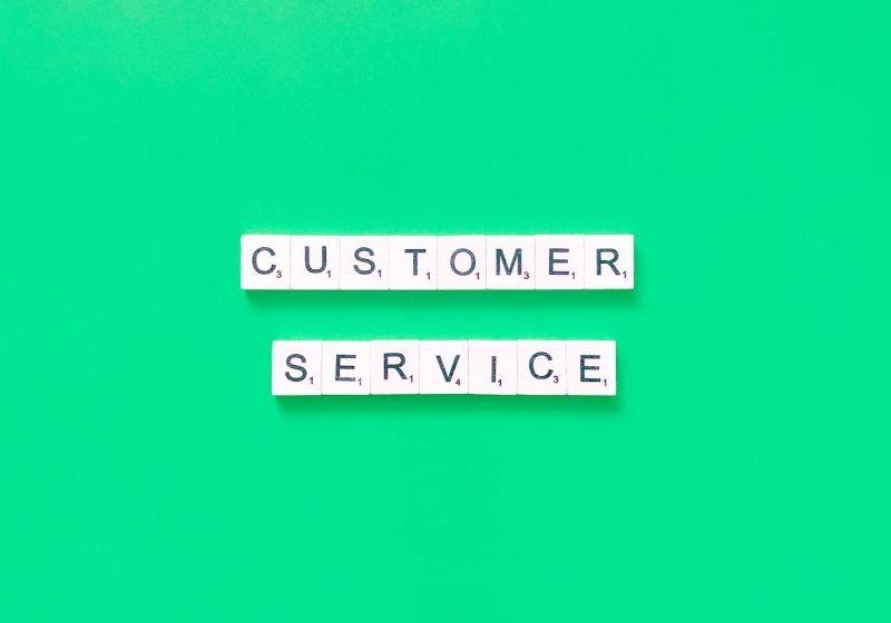 customer service significato
