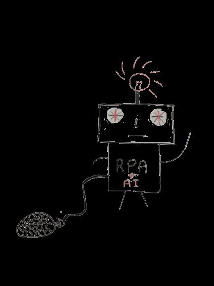 Robotic Process Automation unita all'Intelligenza Artificiale