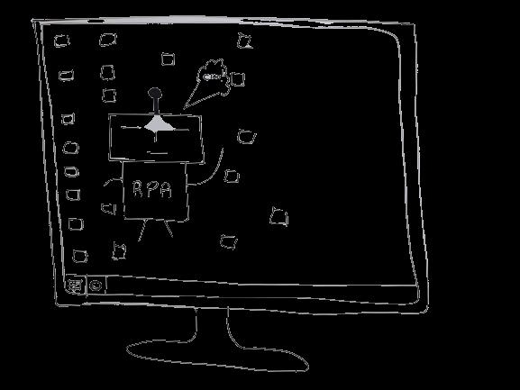 rpa viene installato nel computer